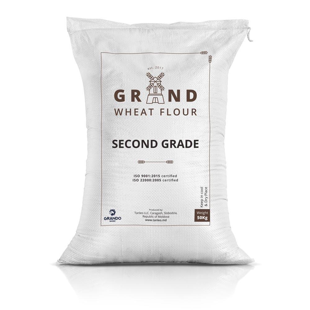 tanleo grand flour second grade