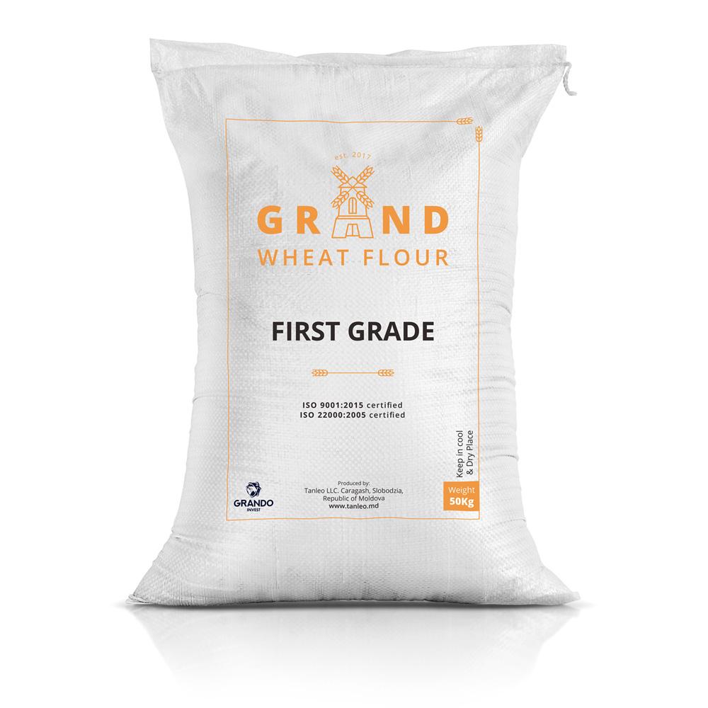 tanleo Grand flour first grade